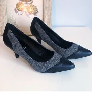 4 for $20 Transit High Heels Shoes Gray/Black